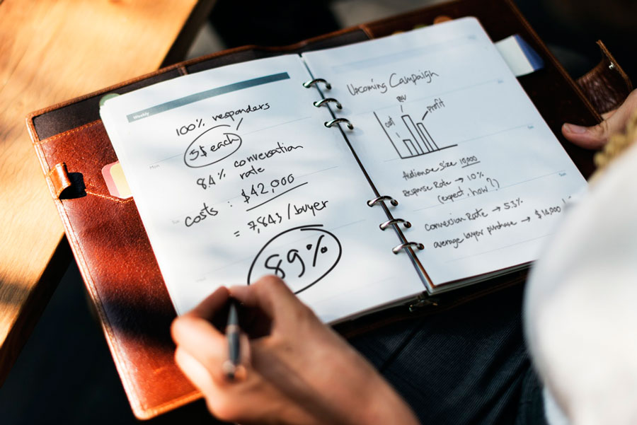 Start Small, Think Big – The Trajectory of a Start-Up